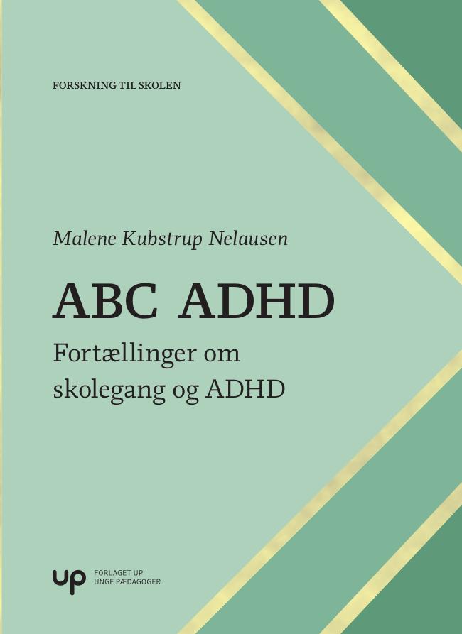 ABC ADHD omslag